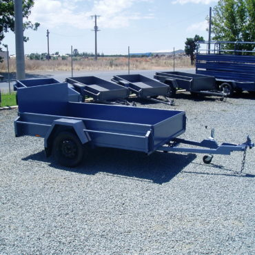 Golf Buggy Trailers 1